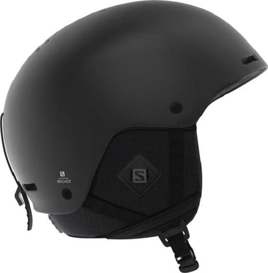 Salomon Helmet Brigade+ - All Black