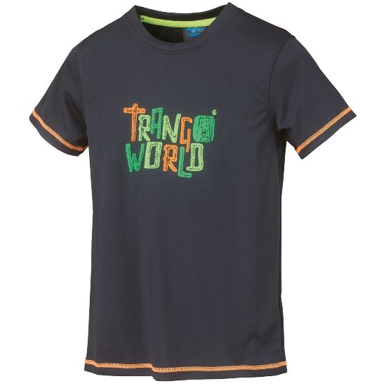 Trangoworld Camiseta Wupper Dt - Antracita