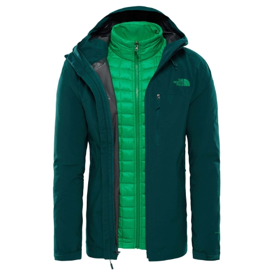 Face Triclimate Con Relleno ThermoBall North Jacket The C5OWcpUW