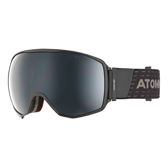Atomic Count 360° Stereo S3 - Black