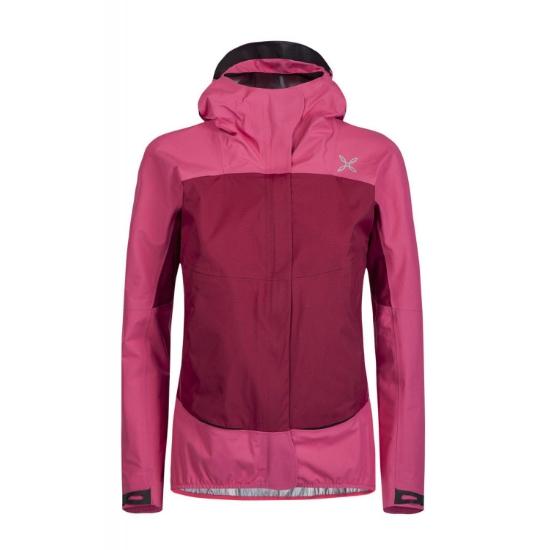 Montura Energy Star Jacket W - Ciclamino/Rosa