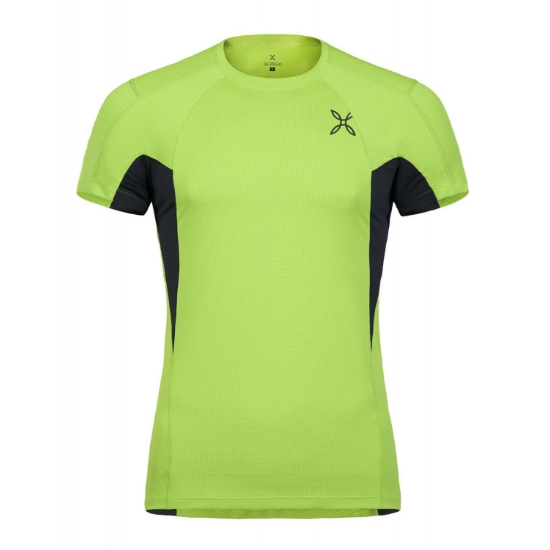 Montura Outdoor Perform T-Shirt - Verde Acido