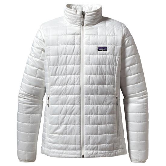 Patagonia Nano Puff Jacket W - Birch White