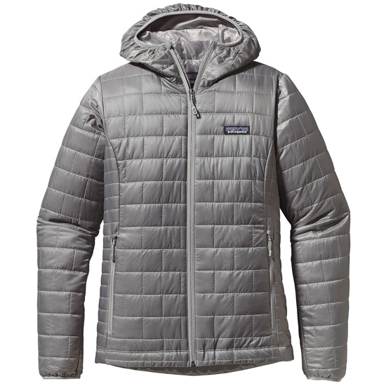 Patagonia Nano Puff Hoody W - Feather Grey