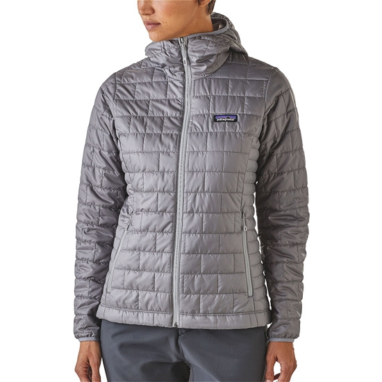Patagonia Nano Puff Hoody W - Photo of detail