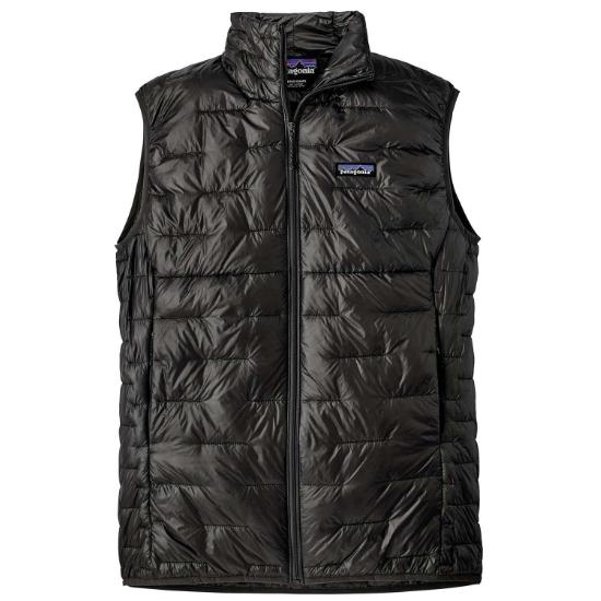 Patagonia Micro Puff Vest - Black