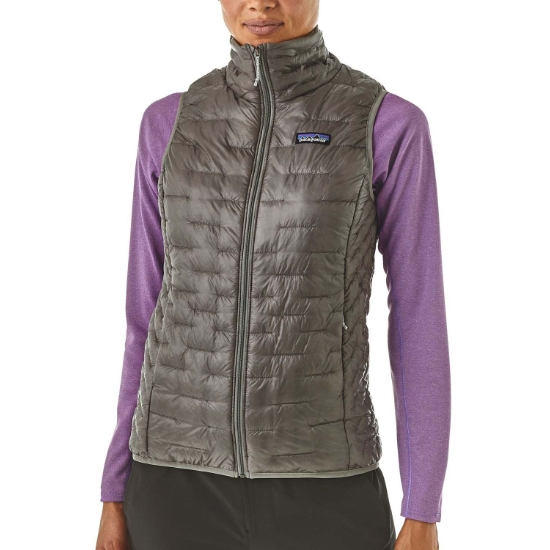 Patagonia Micro Puff Vest W - Photo of detail