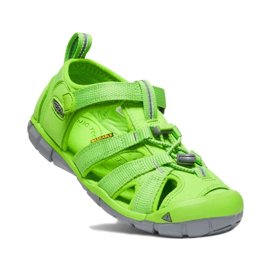 Keen Seacamp II CNX Little Kid - Vibrant Green