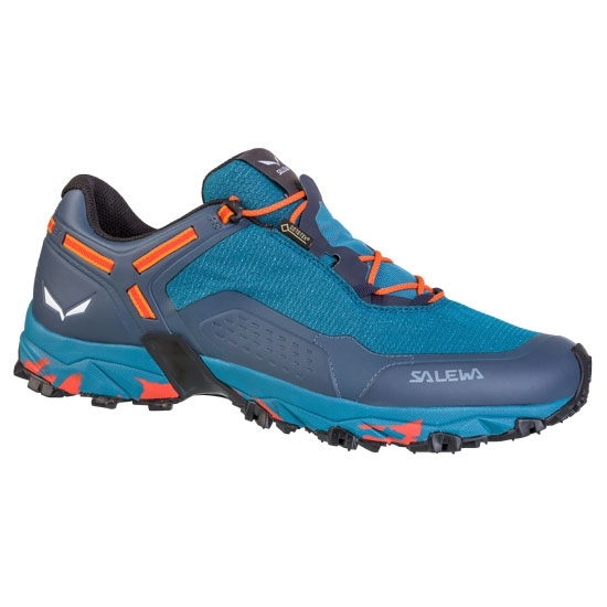 Salewa Speed Beat GTX - Premium Navy/Spicy Orange
