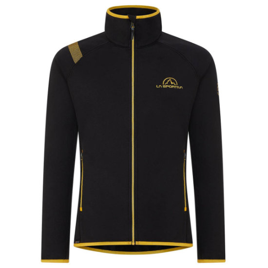 La Sportiva Promo Fleece W - Black/Yellow