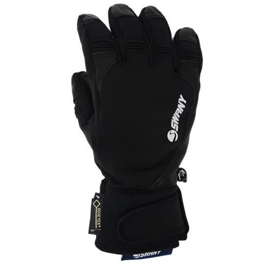 Swany Gore-Tex Softshell Glove - Black