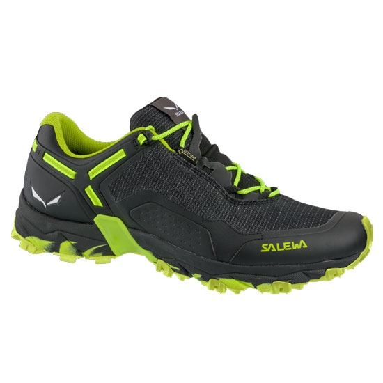 Salewa Speed Beat GTX - Black Out/Fluo Yellow