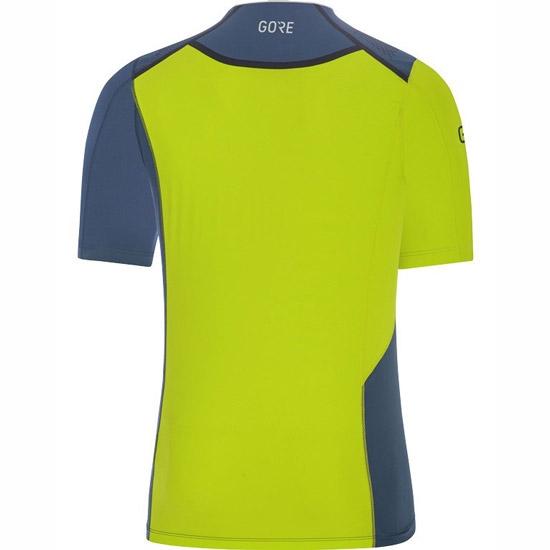 Gore R7 Shirt - Photo of detail