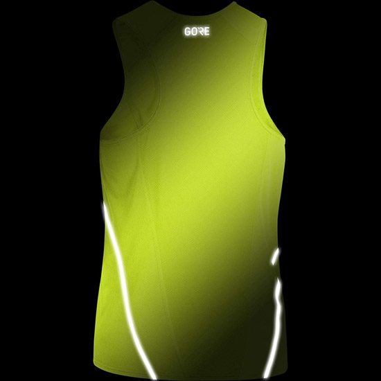 Gore R5 Shirt - Photo of detail