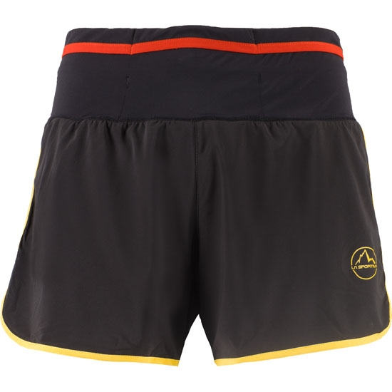 La Sportiva Tempo Short - Black/Yellow