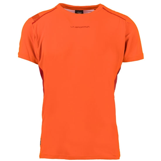 La Sportiva Blitz T-Shirt - Pumpkin/Chili