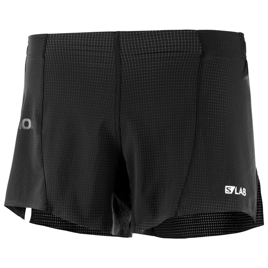 Salomon S-lab Short 4 - Black