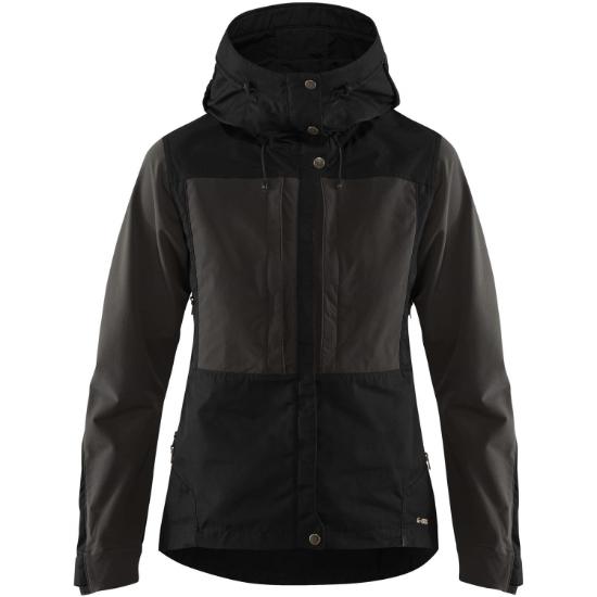 Fjällräven Keb Jacket W - Black