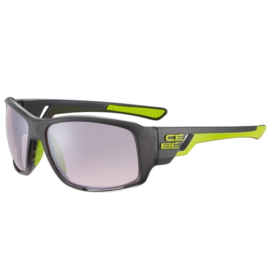 Matt Translucent Grey Lime