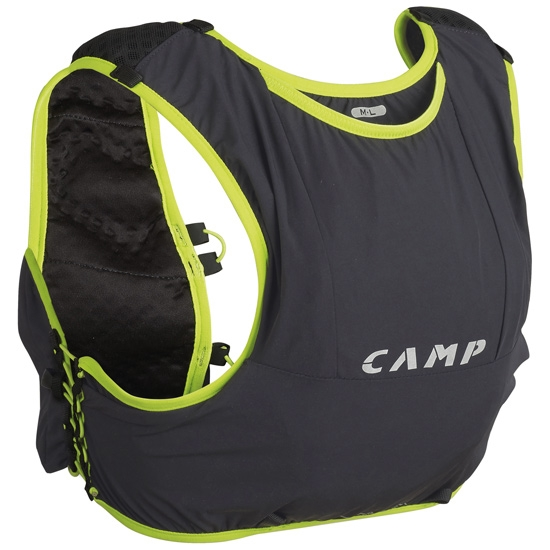 Camp Trail Force 5 - Anthracite grey/Lime