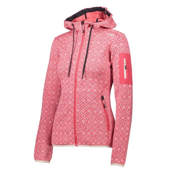 Campagnolo Knitted Fleece Hood W - Photo de détail