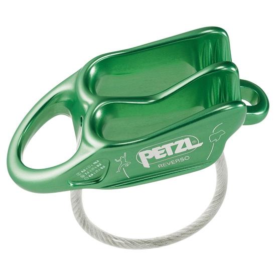 Petzl Reverso - Green