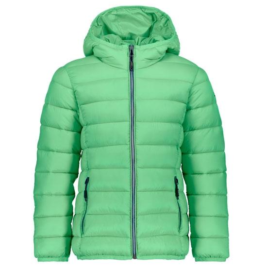 Campagnolo Fix Hood Jacket Girl - Ice Mint