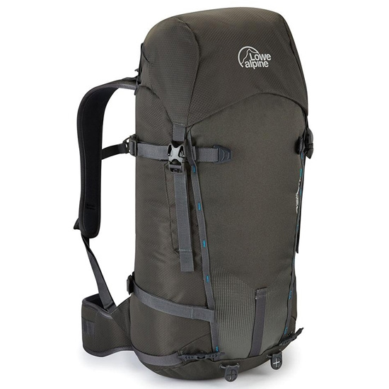 Lowe Alpine Peak Ascent ND 38 W - Magnetite