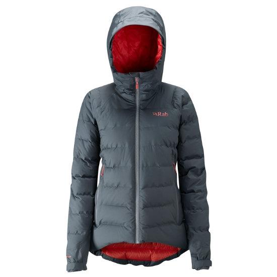 Rab Valiance Jacket W - Steel/Passata