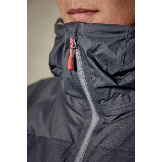 Rab Valiance Jacket W - Photo of detail