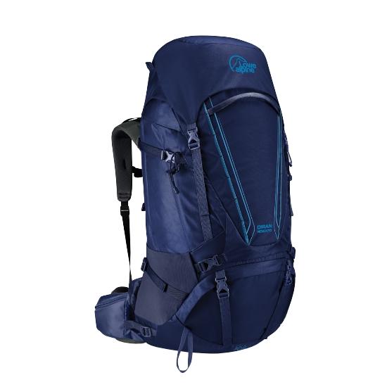 Lowe Alpine Diran 60-70 W - Blueprint