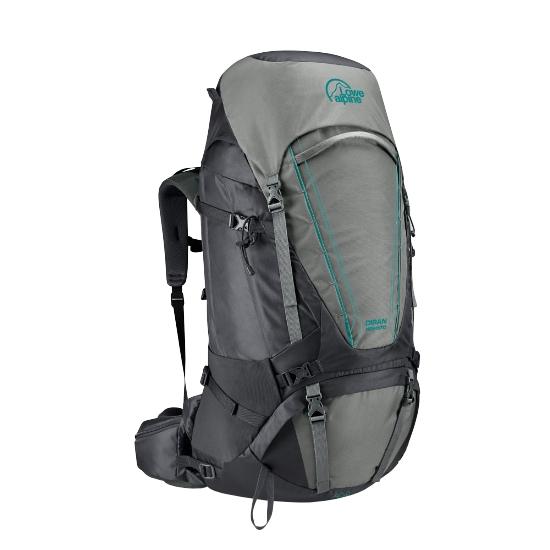 Lowe Alpine Diran 60-70 W - Greystone / Iron Grey