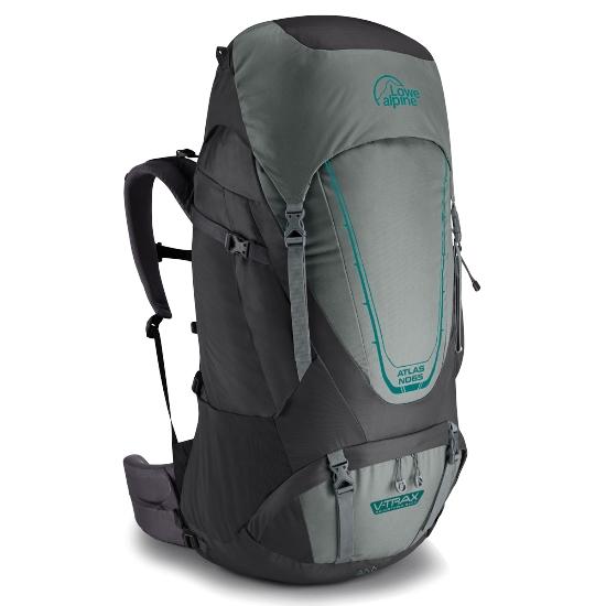 Lowe Alpine Atlas 65 W - Greystone / Iron Grey