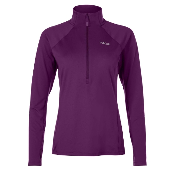 Rab FLUX PULL-ON W - Berry
