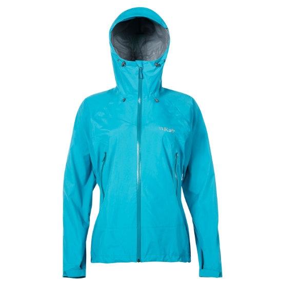 Rab Downpour Alpine Jacket W - Tasman