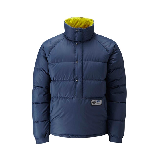 Rab KINDER SMOCK - Deep Ink