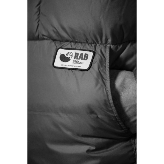 Rab KINDER SMOCK - Photo of detail