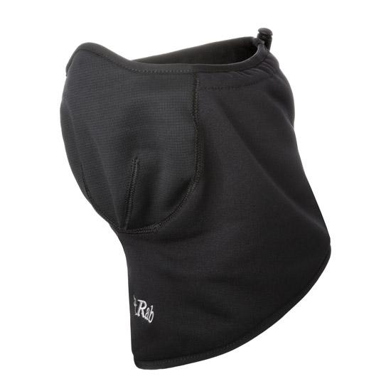 Rab Shadow Neck Shield - Black