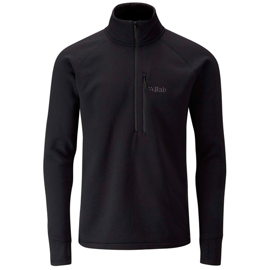 Rab Power Stretch Pro Pull-On - Black