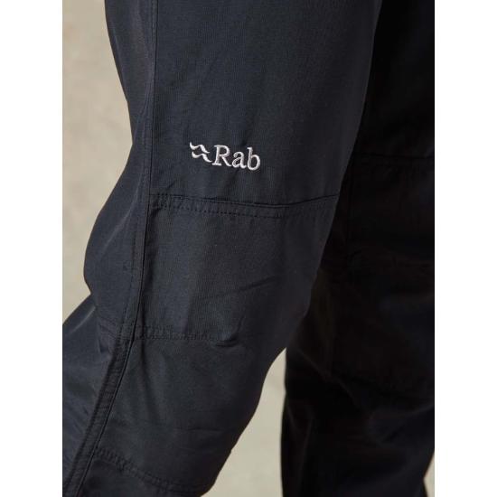 Rab Vapour Rise Trail Pant W - Photo of detail