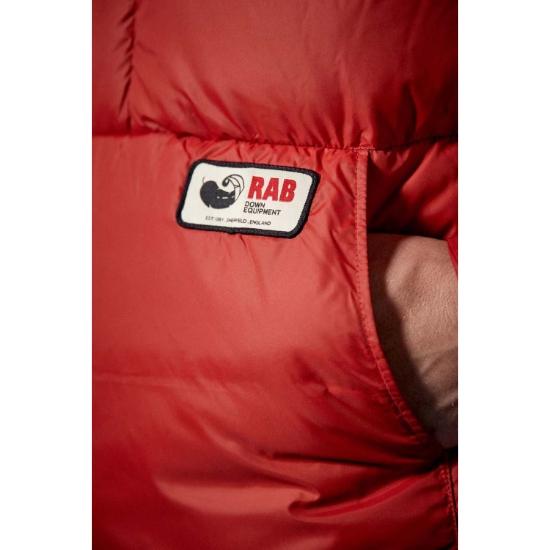 Rab Kinder Smock - Photo of detail