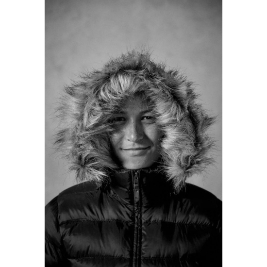 Rab Deep Cover Parka W - Photo of detail