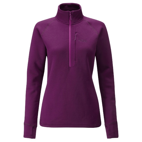 Rab Power Stretch Pro Pull-On W - Berry