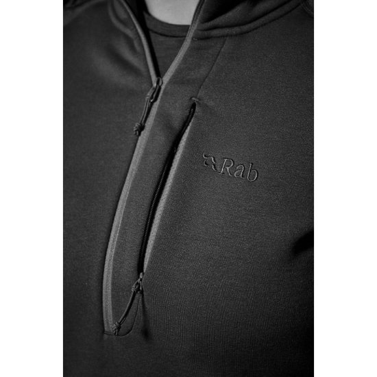 Rab Power Stretch Pro Pull-On W - Photo of detail
