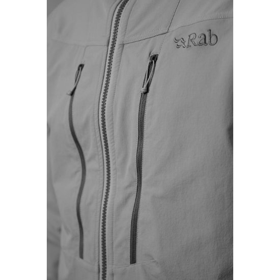 Rab New Torque Jacket - Photo of detail