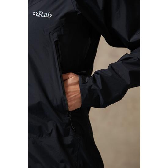 Rab DOWNPOUR ALPINE JKT W - Photo de détail