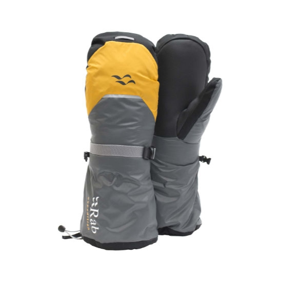 Rab Expedition 8000 Mitts - Gold