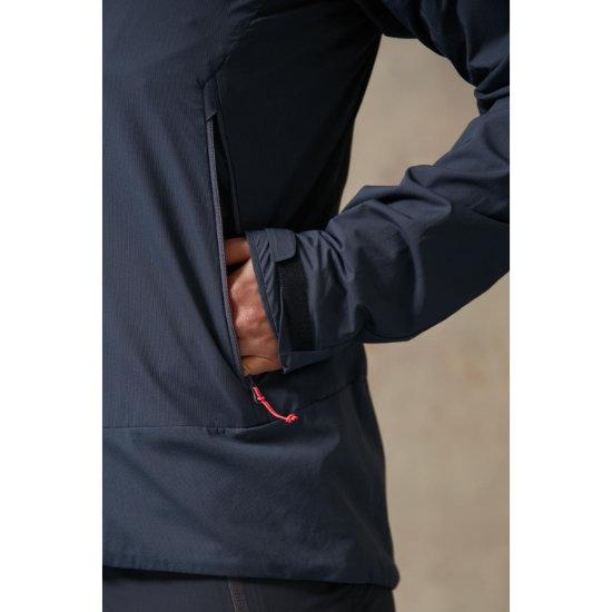 Rab Vapour-Rise Jacket W - Photo of detail