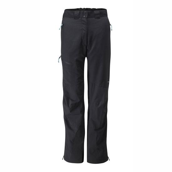 Rab VAPOUR RISE GUIDE PANTS W - Black