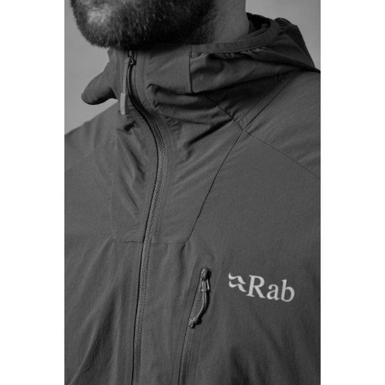 Rab Borealis Pull-On - Photo of detail